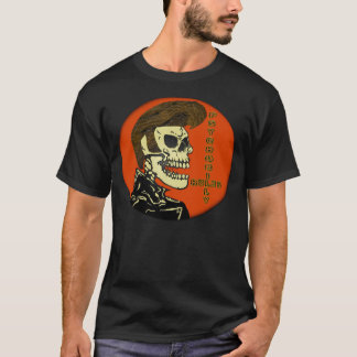 Camiseta Regras de Psychobilly