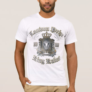 Camiseta Regras do anel premiado de Londres