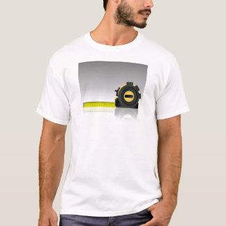 Camiseta régua de aço