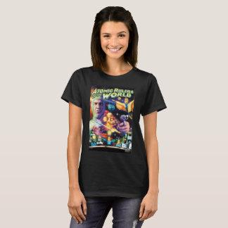 Camiseta Réguas atômicas do mundo