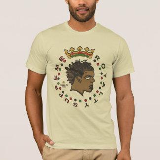 Camiseta Réguas originais (nação tri/creme)