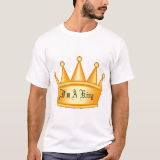 Camiseta Rei