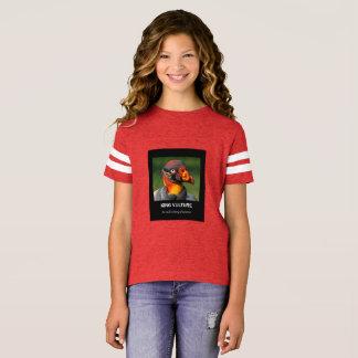 Camiseta Rei abutre - caráter impar