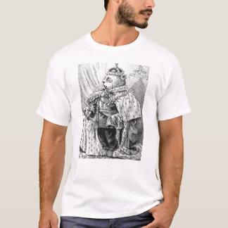 Camiseta Rei Carregamento - letra K - urso de ursinho do