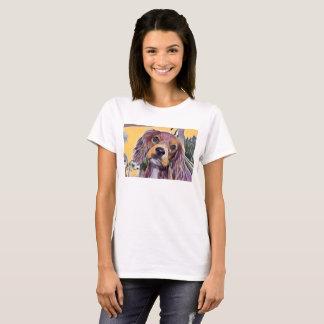 Camiseta Rei Charles Cavalier