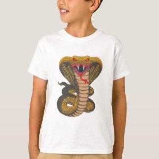 Camiseta Rei cobra