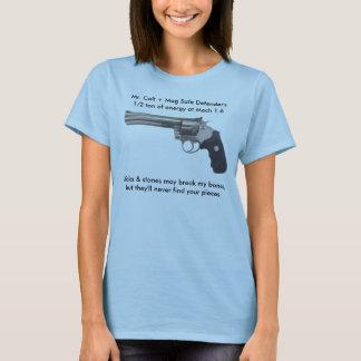 Camiseta Rei cobra, Sr. Potro + Mag Defender's1/2 seguro t…