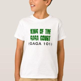 Camiseta Rei da corte GAGA, (101 GAGA)
