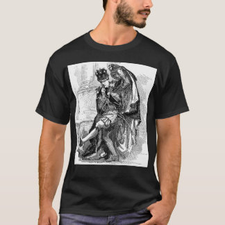 Camiseta rei da dança
