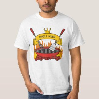Camiseta Rei da grade