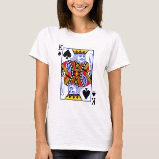 Camiseta Rei das pás