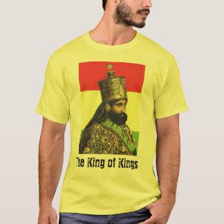 Camiseta rei de Etiópia, rei dos reis