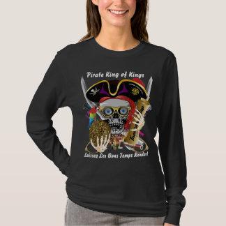 Camiseta Rei do carnaval dos reis Por favor Vista Nota