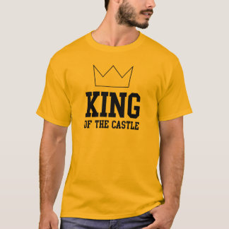 Camiseta Rei do castelo