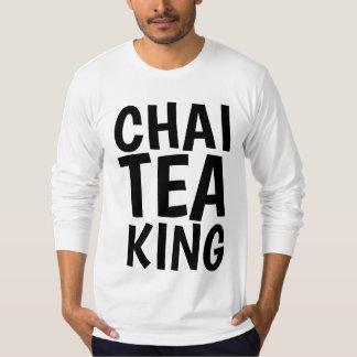Camiseta REI do CHÁ de CHAI, t-shirt