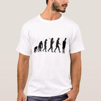 Camiseta Rei do CHURRASCO dos amantes da cozinha do