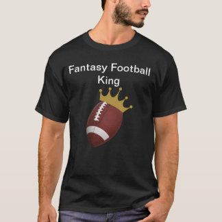 Camiseta Rei do futebol da fantasia