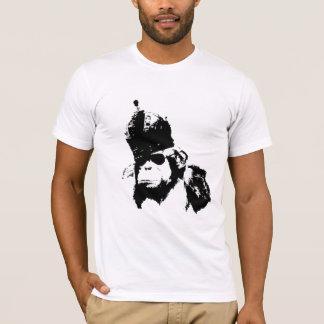 Camiseta Rei do macaco dos grafites