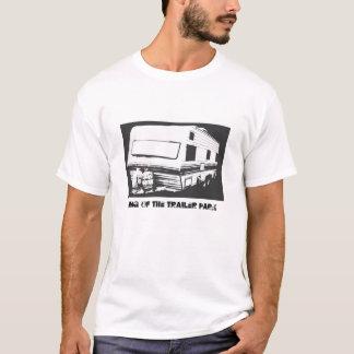 Camiseta Rei do parque de caravanas