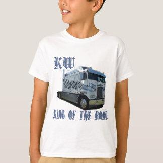 Camiseta Rei do quilowatt da estrada