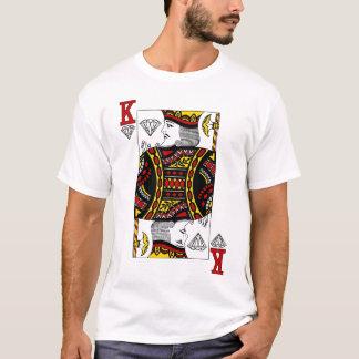 Camiseta Rei dos diamantes