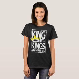 Camiseta Rei dos reis