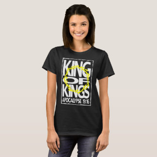 Camiseta Rei dos reis - espinhos