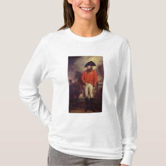 Camiseta Rei George III pelo senhor William Beechey