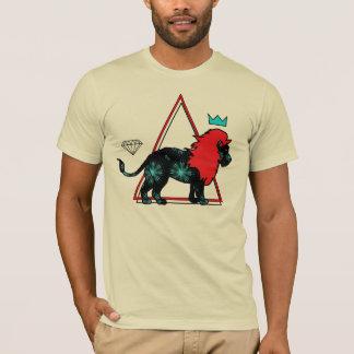 Camiseta Rei ilimitado do leão de Taylor