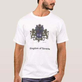 Camiseta Rei Kim Eu de brasões novas de Savante, Ki de HRM…