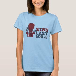 Camiseta Rei Preguiçoso Osso Senhora T