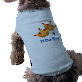 Camiseta Rei Projeto Animal de estimação Tanque do baile de