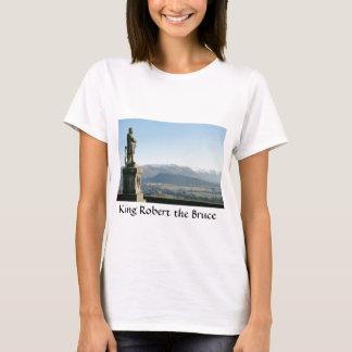 Camiseta Rei Robert de Scotland Stirling o Bruce
