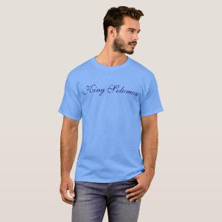 Camiseta Rei Solomon