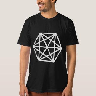 Camiseta Rei (-)/t-shirt orgânico macio super dos homens