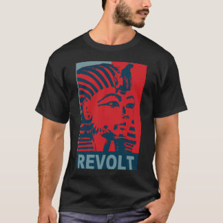 Camiseta Rei Tut - egípcio Revoltion 2011