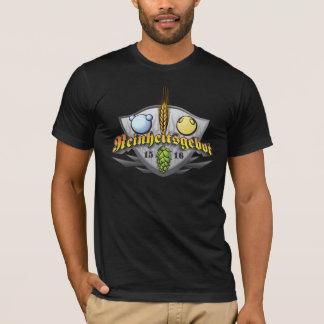 Camiseta Reinheitsgebot - lei da pureza da cerveja de 1516
