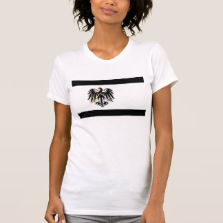 Camiseta Reino Preussen estandarte de nacional