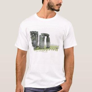 Camiseta Reino Unido, Stonehenge 13