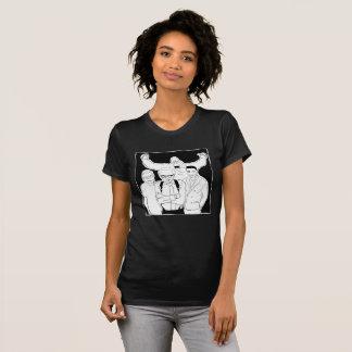 Camiseta Reis do mundo moderno