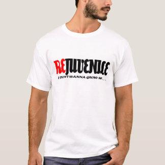 Camiseta rejuvenille