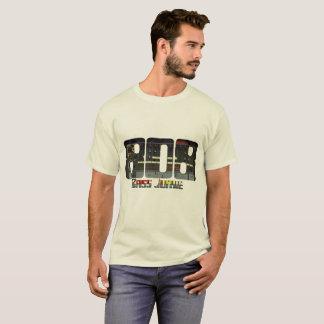 Camiseta Relação do toxicómano de 808 baixos