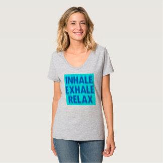 Camiseta Relaxe