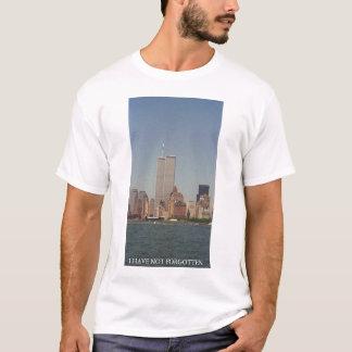 Camiseta Relembrança de WTC