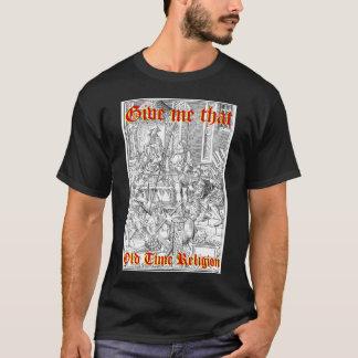 Camiseta Religião