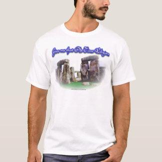 Camiseta Religião velha do tempo nova