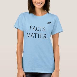 Camiseta Relógio da política do NC: T da matéria   dos