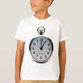Camiseta Relógio de bolso