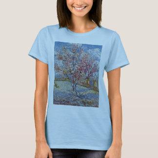 Camiseta Reminiscente do malva por Vincent van Gogh
