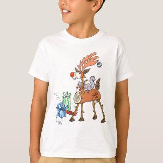Camiseta Rena da vara